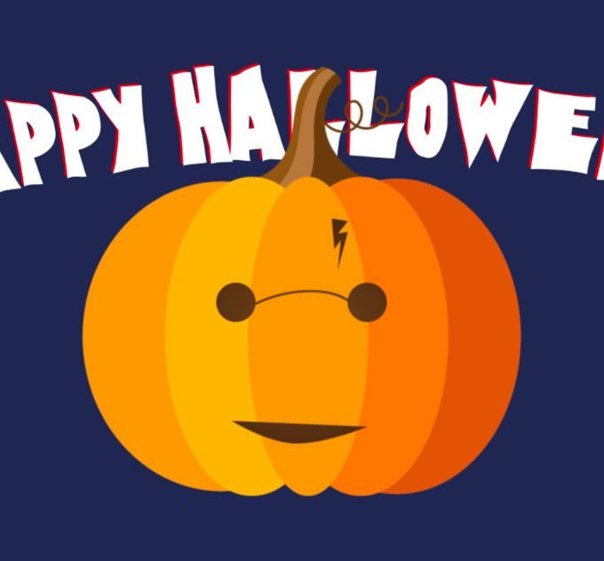 Winston Halloween