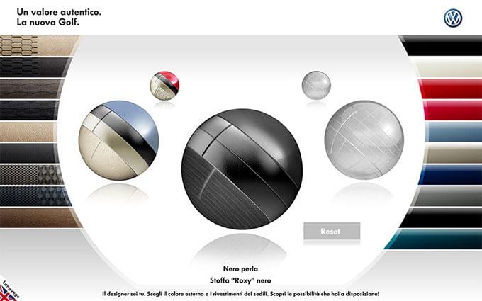 Golfscreen screenshot