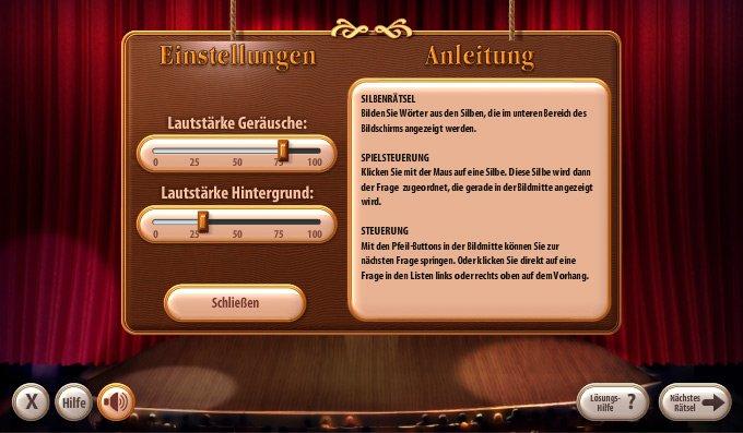 Silbenraetsel screenshot